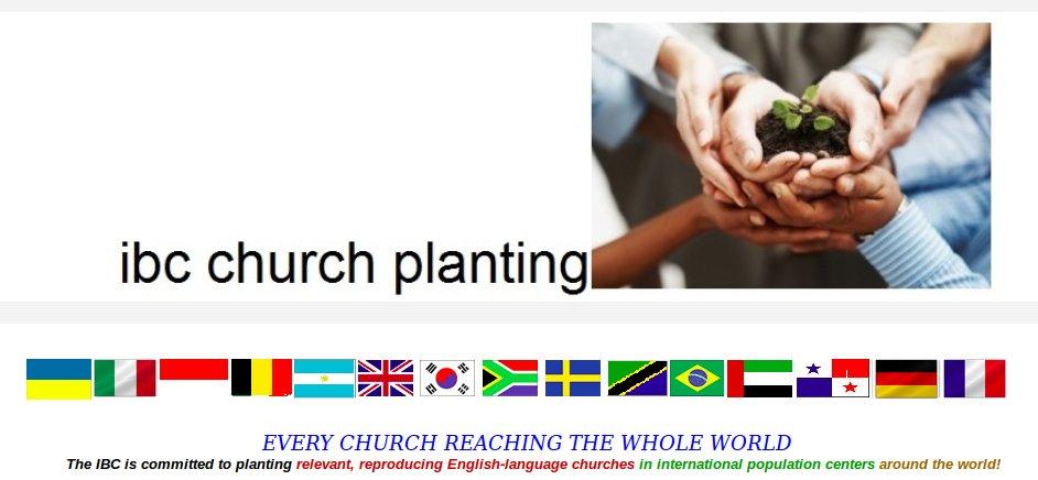 ibc church plant