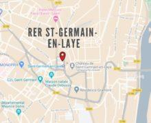 St Germain en Laye