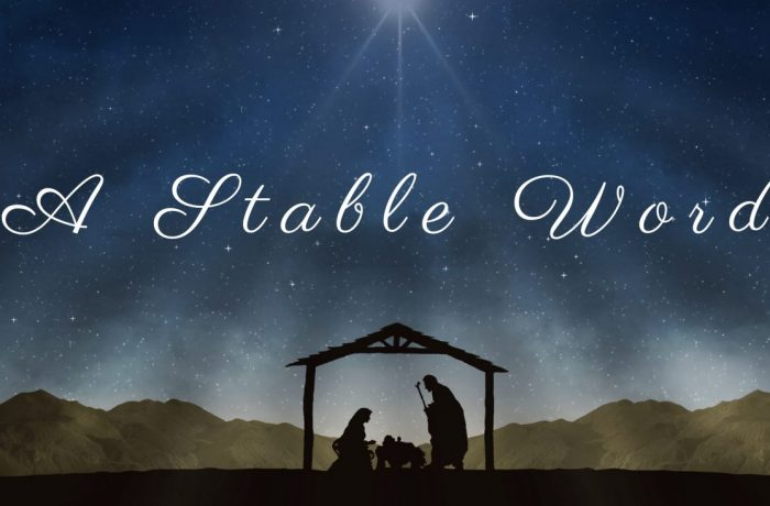A stable word